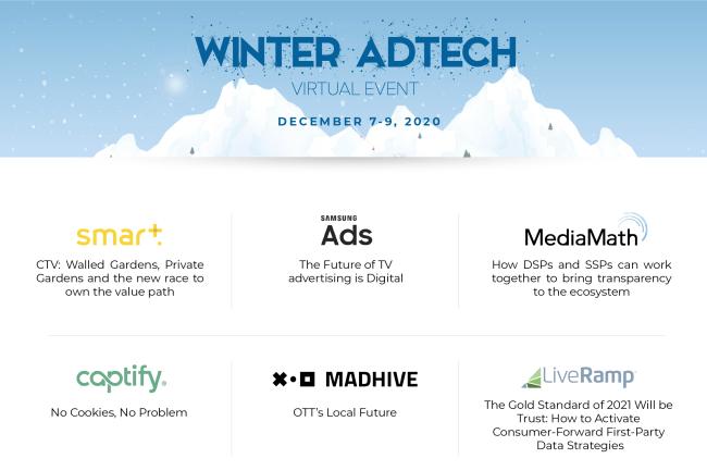 202012 - Winter Adtech - Programme